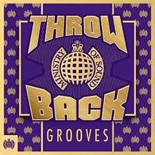 verschiedenen - Throwback Grooves - MINISTRY OF SOUND Neue CD