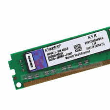 For 4GB Kingston DDR3 1333 PC3-10600 1.5V CL9 240 KVR1333D3N9/4G RAM Memory New