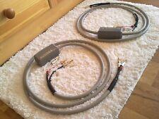 MIT TERMINATOR 6 Lautsprecherkabel paar 2x2,4 m in OVP GÜNSTIGSTE