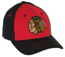 CHICAGO BLACKHAWKS NHL HOCKEY ZEPHYR UPPERCUT FLEX FIT FITTED HAT/CAP M/L NEW