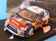 CITROEN C4 WRC #1 RALLYE PORTUGAL 2009 SEBASTIEN LOEB ELENA IXO 1/43 ALTAYA