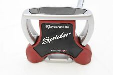 "Taylormade Spider Tour Platinum 34"" Putter Steel 34 inches +HC"