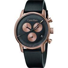 Calvin Klein Para Hombre de Cuarzo Reloj K2G17TC1