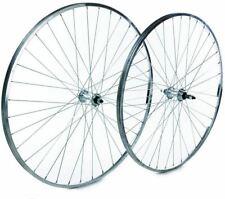 Tru-Build Wheels Rgh910 Front Wheel - Silver, 27 X 1-1/4 Inch