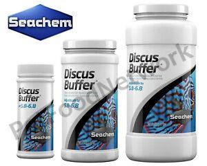Seachem Discus Buffer  Asst Size   Free Shipping