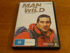 MAN VS WILD - NO MAN'S LAND SEASON 3 DVD *GREAT PRICE*