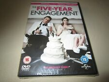 The Five Year Engagement (DVD, 2012) **NEW & SEALED**