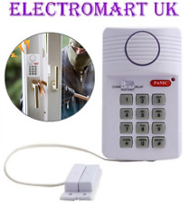 Tienda Puerta Ventana Caseta Sensor de alerta de pánico de entrada alarma timbre de seguridad visitante 88DB