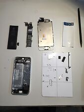 Repair Service iPhone 5, 5s, power, volume, speaker, home button, or camera.
