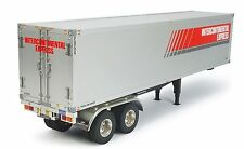 Tamiya 56302 1/14 Scale Tractor Truck Container Box Semi-Trailer Assembly Kit