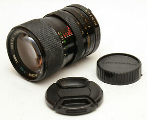 Access P-MC 35-70mm F2.5-3.5 Lens For Minolta MD Mount! Good Condition!