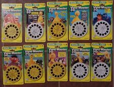 View-Master 3-D Sesame Street Classic Set of 30 Reels New 1990 MOC