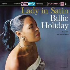Billie Holiday Ray Ellis - Lady In Satin ( VINYL 06-16-2015 )