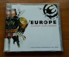 EUROPE - ALMOST UNPLUGGED (2009) *NEW*