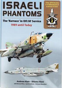 Phantom002 Israeli Air Force Phantoms, Part 2, 1989-today, AirDoc  NEU &