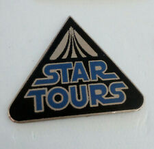 pin's pins  Star Tours Disney