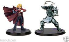 Lot 2 Fullmetal Alchemist Figure Edward Elric Alphonse Elric Ichiban Kuji F/S