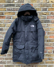 The North Face Hyvent Goose Down Waterproof Puffer Coat Jacket in Black size M