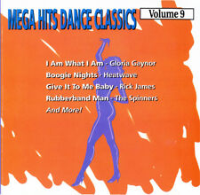Mega Hits Dance Classics Volume 9 (CD 1991) Priority Records