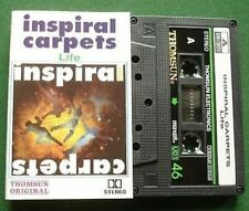 Very Good (VG) Inlay Condition Import Music Cassettes