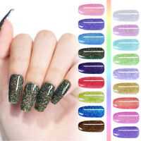 NICOLE DIARY 10ml Dipping System Powder Holographic Chameleon Nail Art