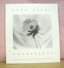 Lynn Stern - Unveilings with Foreword by Paul Caponigro & Essay by Diane Wakoski