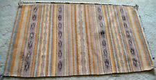 Vintage Navajo Wool  Rug  -- 48 x 28