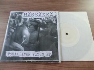 """7"""" - Vinyl - Hässäkkä - Totaalinen Vitun EP"""