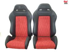 2 Recaro Sr Speed cuero nuevo referido Sline rs2 s3 s2 asiento deportivo z3 z4 ShowCar GTI