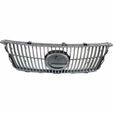 NEW 2011-2013 GRILLE GRILL PRIMED GRAY FOR LEXUS IS250/IS350 LX1200140