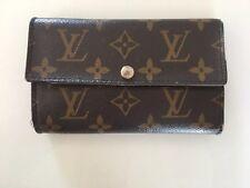Louis Vuitton.. Monogram Trifold Wallet M61203...
