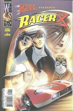 Speed Racer Presents: Racer X #1-3 by Tommy Yune
