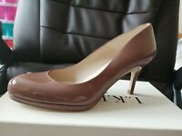 L.K.Bennett SYBILA  PLATFORM COURTS Shoes BNIB Size  UK 5 1/2