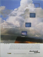 10/2008 PUB ROCKWELL COLLINS WEATHER MULTISCAN HAZARD DETECTION SYSTEM AD