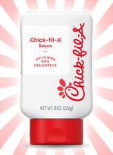 Chick-Fil-A Original Flavor Dipping Sauce LIMITED EDITION Bottle 8 OZ