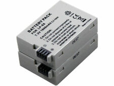 New 4 piece LP-E8 lpe8 Camera Battery For Kiss X6i X7i Rebel T2i T4i 700D 600D