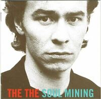 THE THE soul mining (CD, album, remastered) alternative rock, synth pop, 2002,