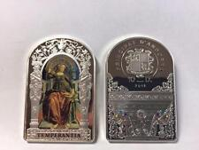 Andorra 2012 10 Diners Temperantia Temperance Seven Virtues 1 Oz Silver Coin