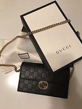 Black Gucci Icon Purse