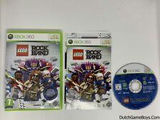 Lego - RockBand - Microsoft Xbox 360