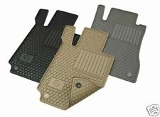 Mercedes Benz C300/C250/C350 Sedan BEIGE All-Weather Floor Mats.