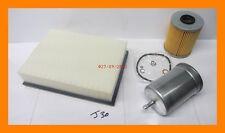 Kit de service: filtre à huile, filtre à Carburant & Filtre à air BMW 3 325 i, essence