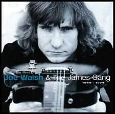 JOE WALSH (& JAMES GANG ) - BEST OF CD ( EAGLES ) GUITAR GREATEST HITS *NEW*