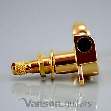 6 x New VANSON Vintage Locking Tuners, Machine heads, for Strat®*, Tele®* V05-LK