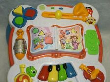 Learn & GROOVE Musical TABLE 2 Stages & 3 Ways 2 PLAY