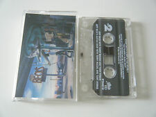 JEFF BECK BECK'S GUITAR SHOP CASSETTE TAPE TERRY BOZZIO TONY HYMAS CBS 1989