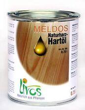 Livos Meldos Naturharz Hartöl 750 ml   Nr. 264 biologisch Holzschutz für innen