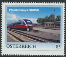 8138102 PM - Philatelietag Fehring - Oktober 2021 - Eisenbahn **pt0582
