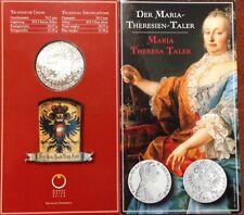 Maria Theresien Taler Die berühmteste Silbermünze Blister Eiamaya