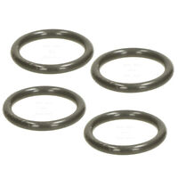 4X GENUINE FUEL INJECTOR O-RING SET OPEL ASTRA VECTRA ZAFIRA SIGNUM 2.0D 2.2D